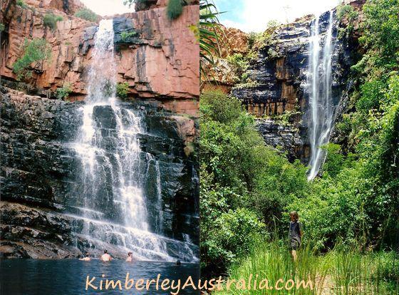 Waterfalls near Kununurra