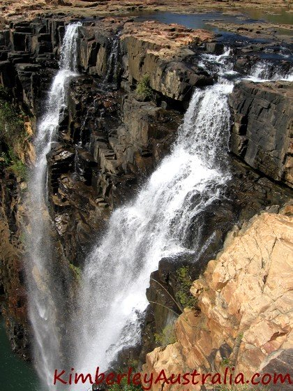 Waterfall on the Mitchell Plateau