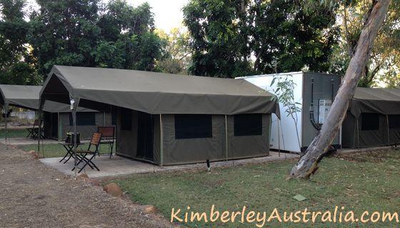 Mount Hart Safari Tents