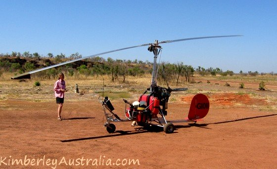 The gyrocopter