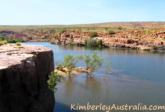 The first pool of Sir John Gorge