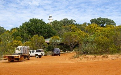 Flowering Acacias at Cape Leveque