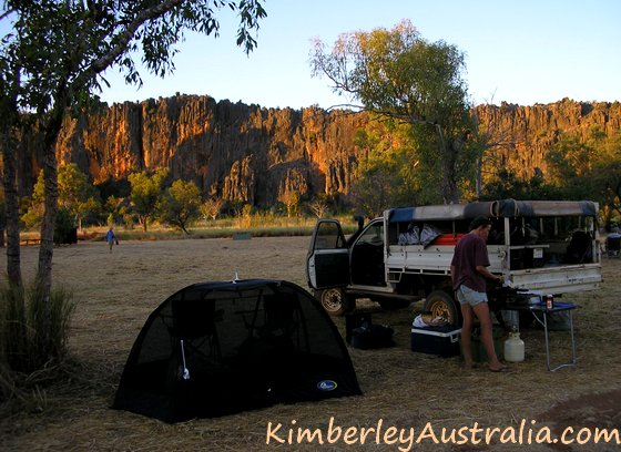 Windjana Gorge Campground